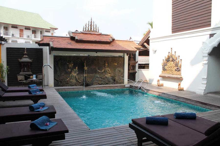 Hotel Thailand Chiang Mai De Naga Chiang Mai 11