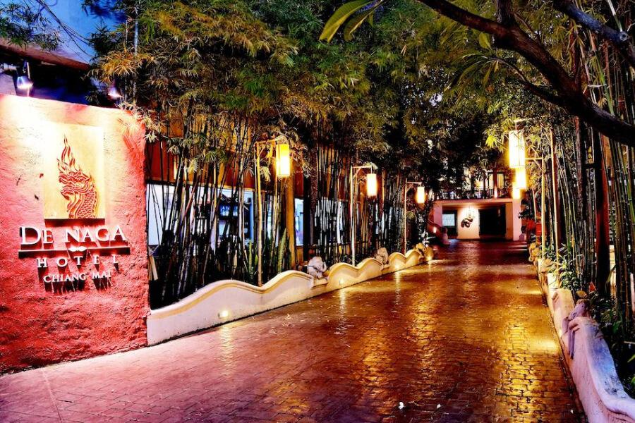 Hotel Thailand Chiang Mai De Naga Chiang Mai 5