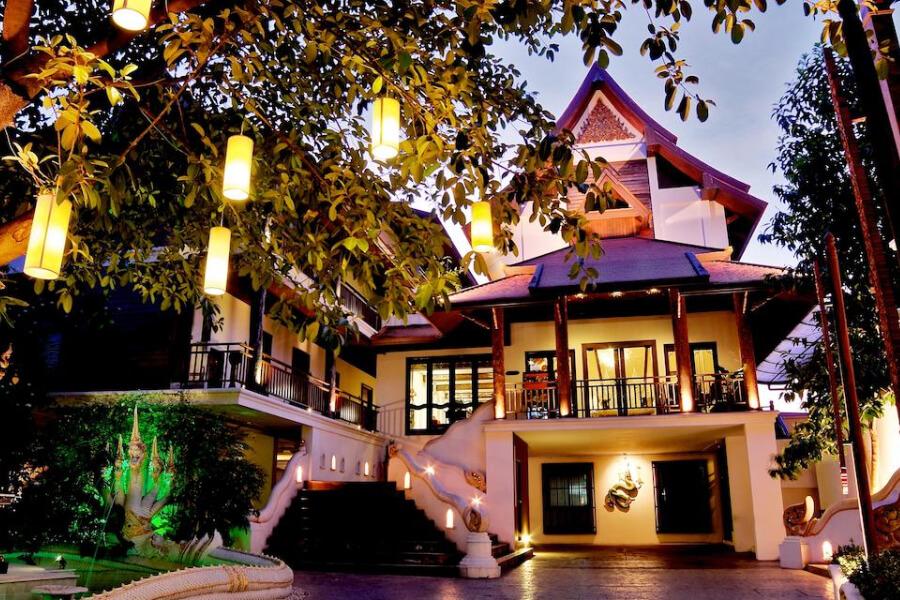 Hotel Thailand Chiang Mai De Naga Chiang Mai 7