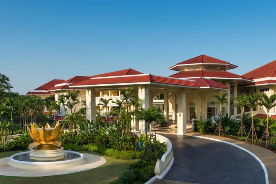 Hotel Thailand Kanchanaburi Dheva Mantra Resort Spa1