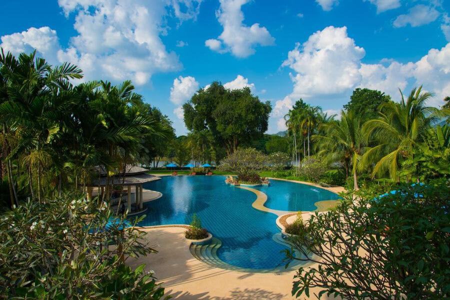 Hotel Thailand Kanchanaburi Dheva Mantra Resort Spa10