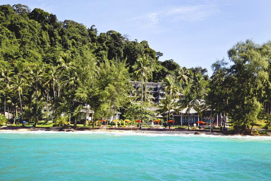 Hotel Thailand Koh Kood Charms House Resort Koh Kood9