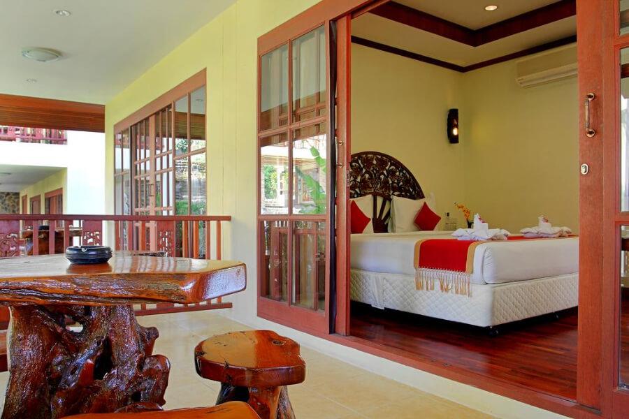 Hotel Thailand Koh Phangan Havana Beach Resort Koh Phangan 1