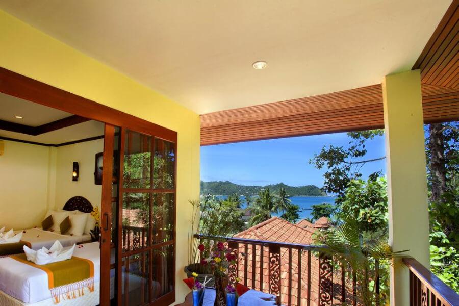 Hotel Thailand Koh Phangan Havana Beach Resort Koh Phangan 12