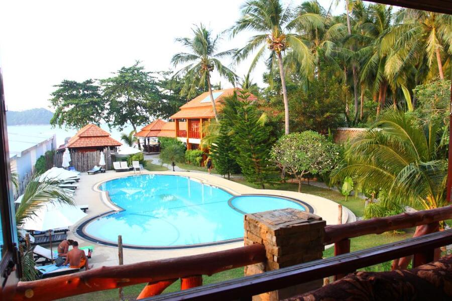 Hotel Thailand Koh Phangan Havana Beach Resort Koh Phangan 13