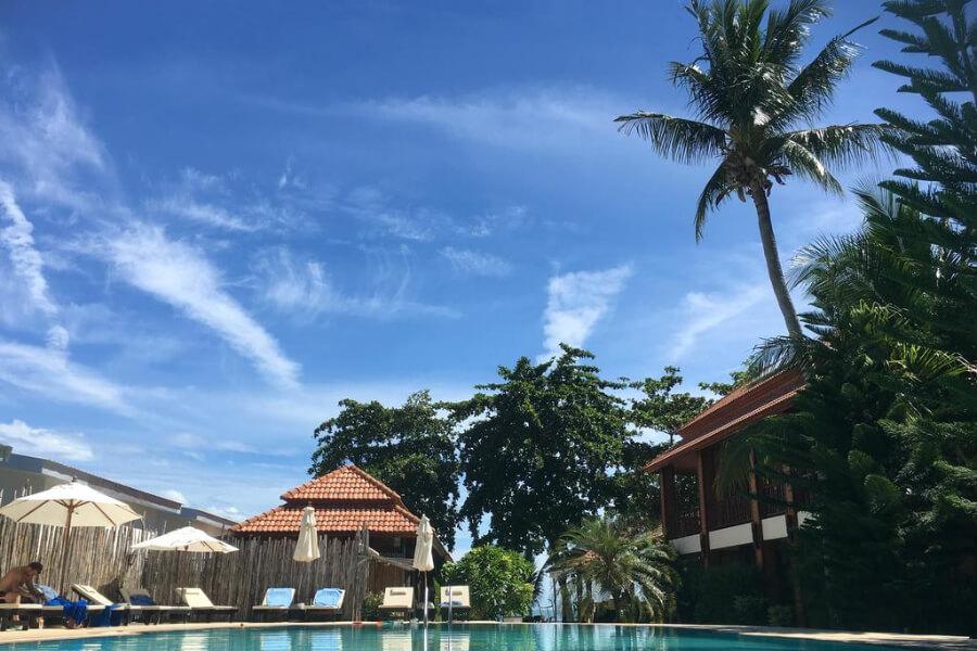 Hotel Thailand Koh Phangan Havana Beach Resort Koh Phangan 16