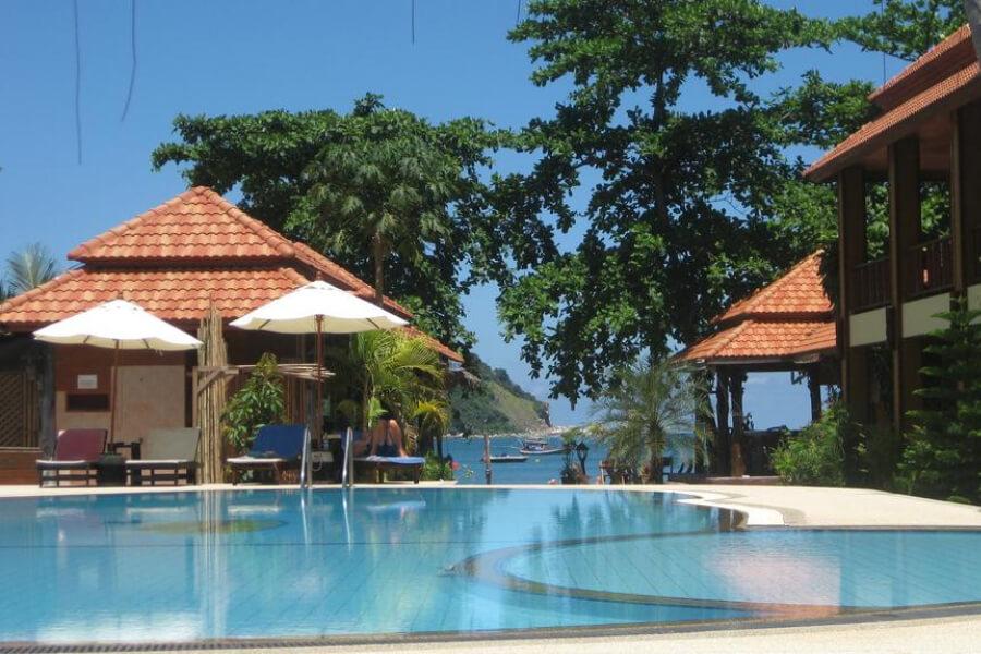 Hotel Thailand Koh Phangan Havana Beach Resort Koh Phangan 2