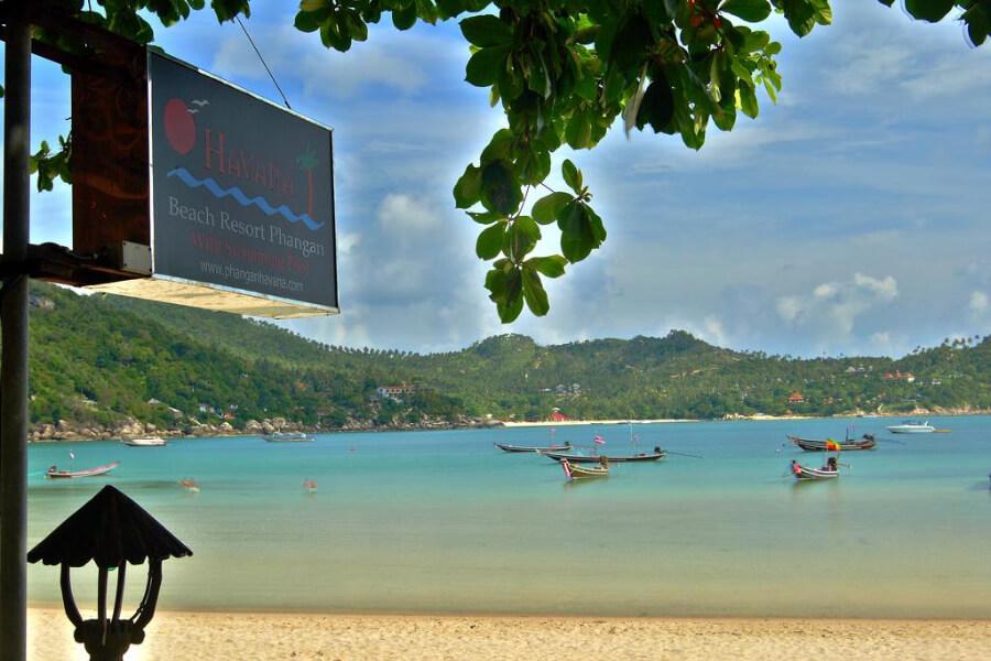 Hotel Thailand Koh Phangan Havana Beach Resort Koh Phangan 21