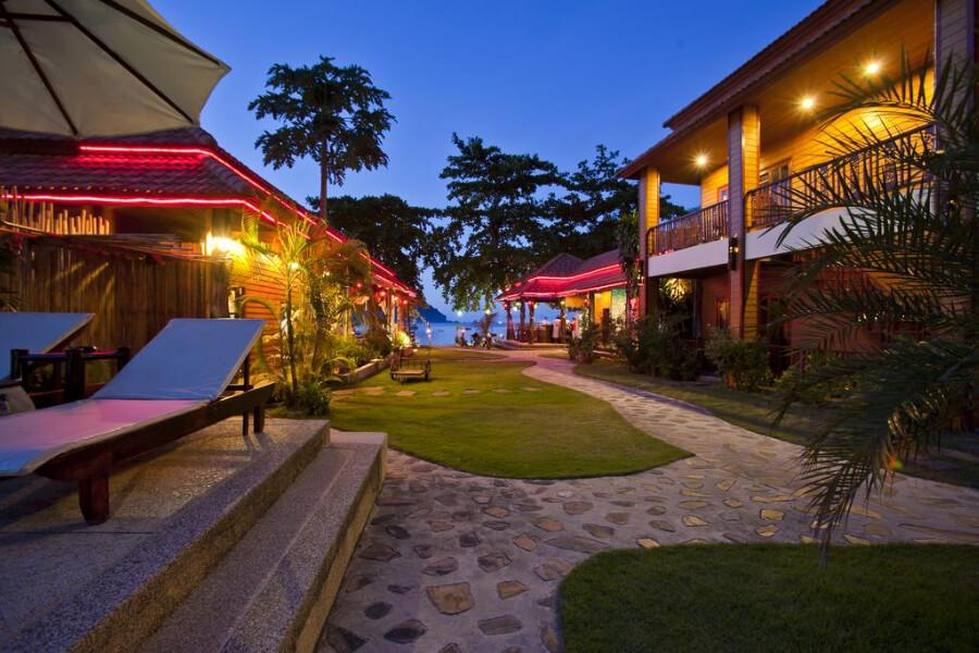 Hotel Thailand Koh Phangan Havana Beach Resort Koh Phangan 22