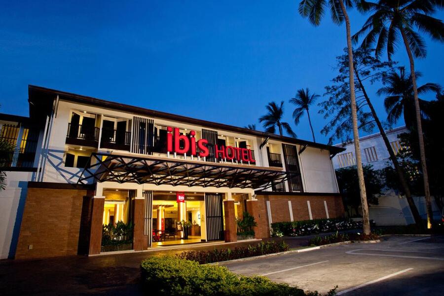 Hotel Thailand Koh Samui Hotel Ibis Samui Bophut13