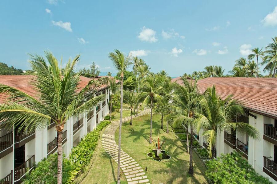 Hotel Thailand Koh Samui Hotel Ibis Samui Bophut17