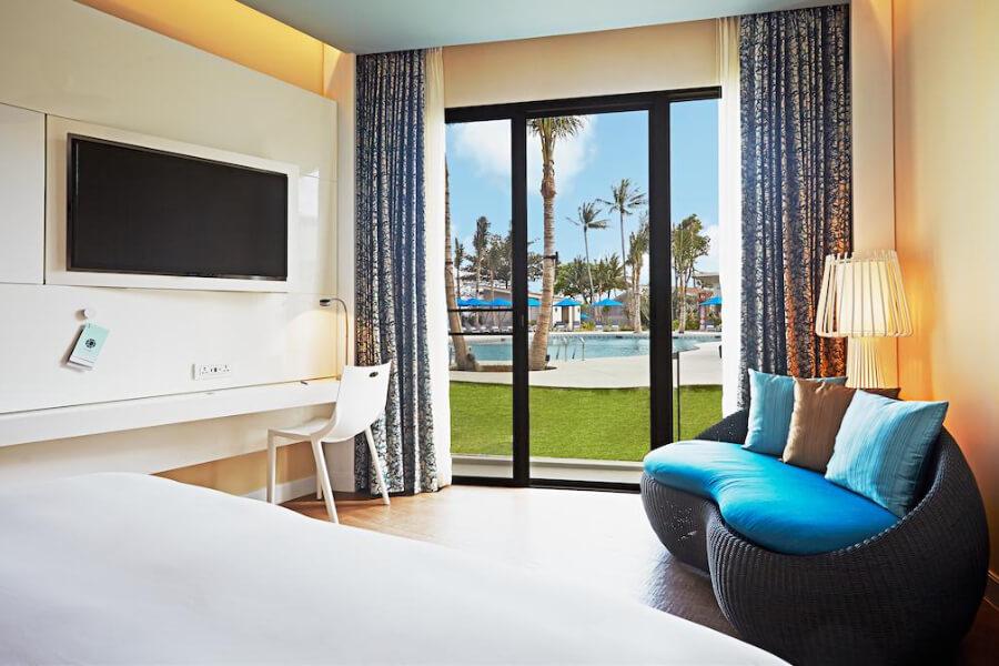 Hotel Thailand Koh Samui OZO Chaweng Samui13