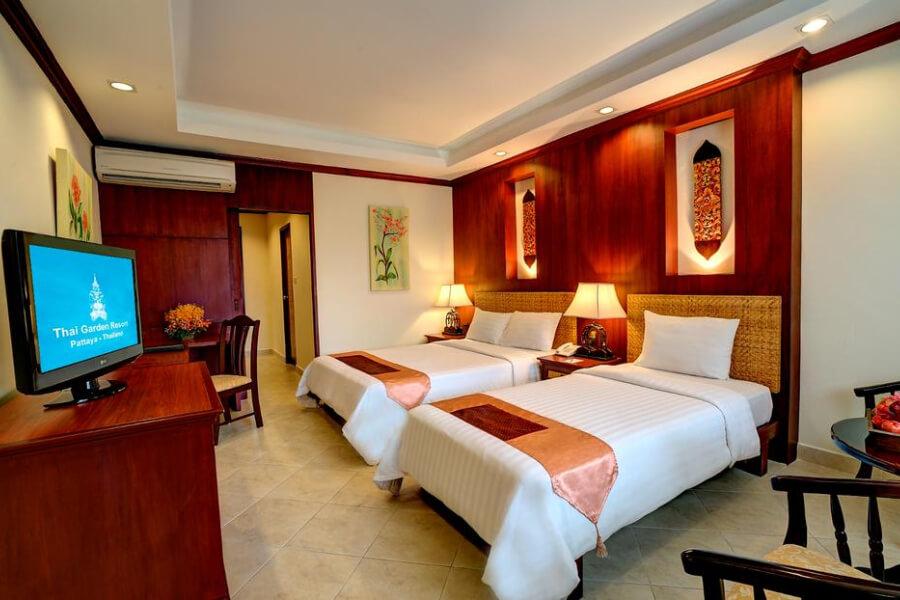 Hotel Thailand Pattaya Thai Garden Resort Pattaya4