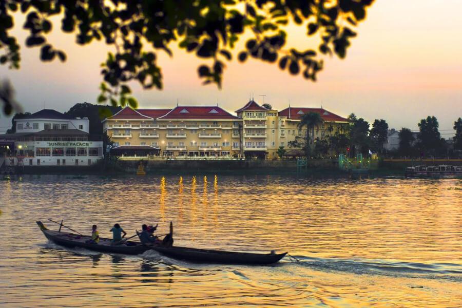 Hotel Vietnam Chao Doc Victoria Chao Doc Hotel10