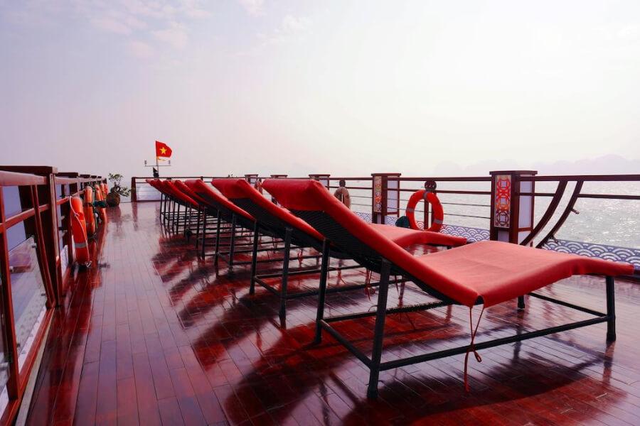 Hotel Vietnam Halong Bay Oriental Sail Cruise10