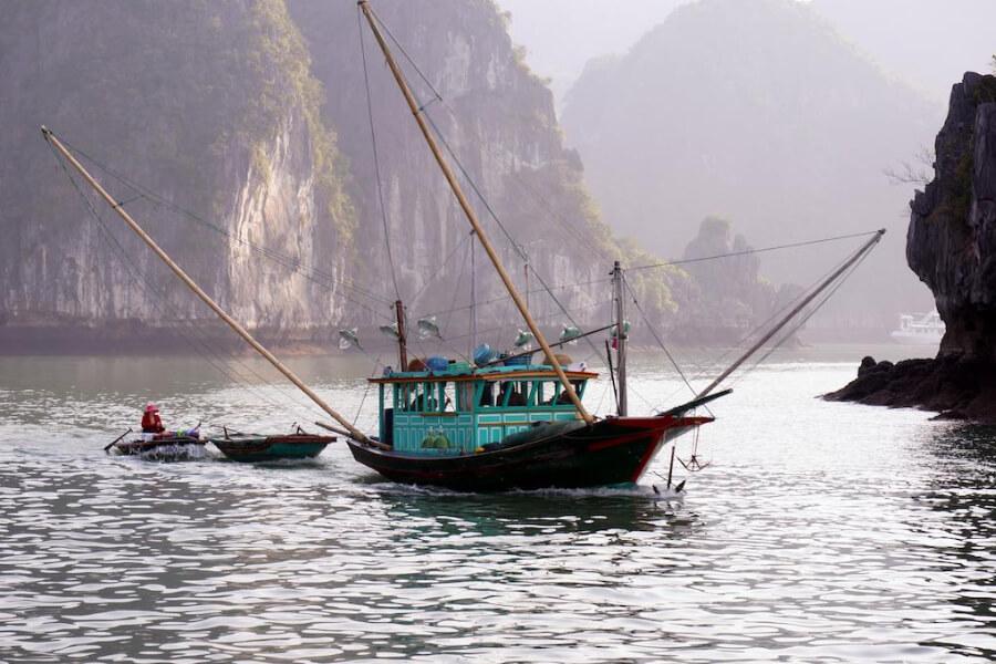 Hotel Vietnam Halong Bay Oriental Sail Cruise11