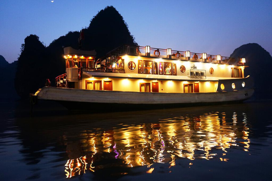 Hotel Vietnam Halong Bay Oriental Sail Cruise14