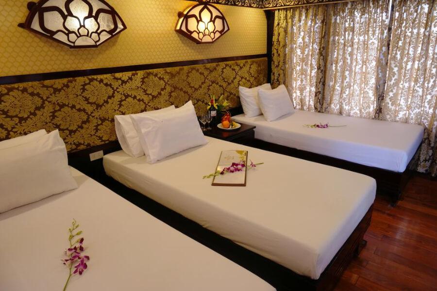 Hotel Vietnam Halong Bay Oriental Sail Cruise15