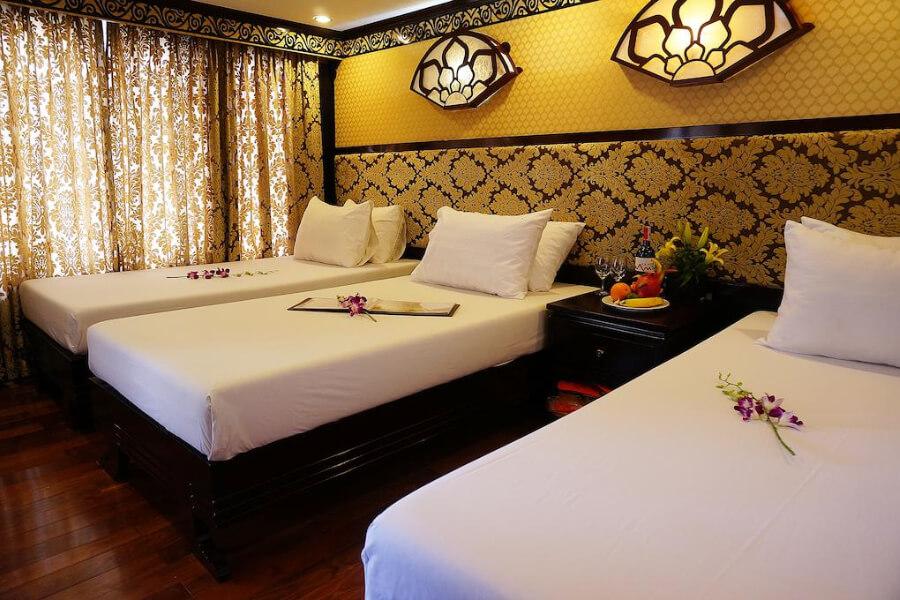 Hotel Vietnam Halong Bay Oriental Sail Cruise17