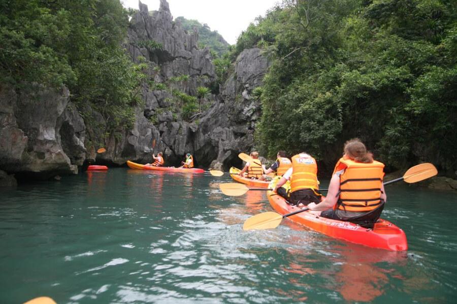 Hotel Vietnam Halong Bay Oriental Sail Cruise3