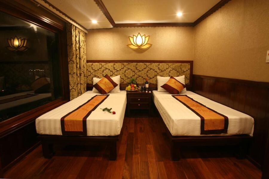 Hotel Vietnam Halong Bay Oriental Sail Cruise5