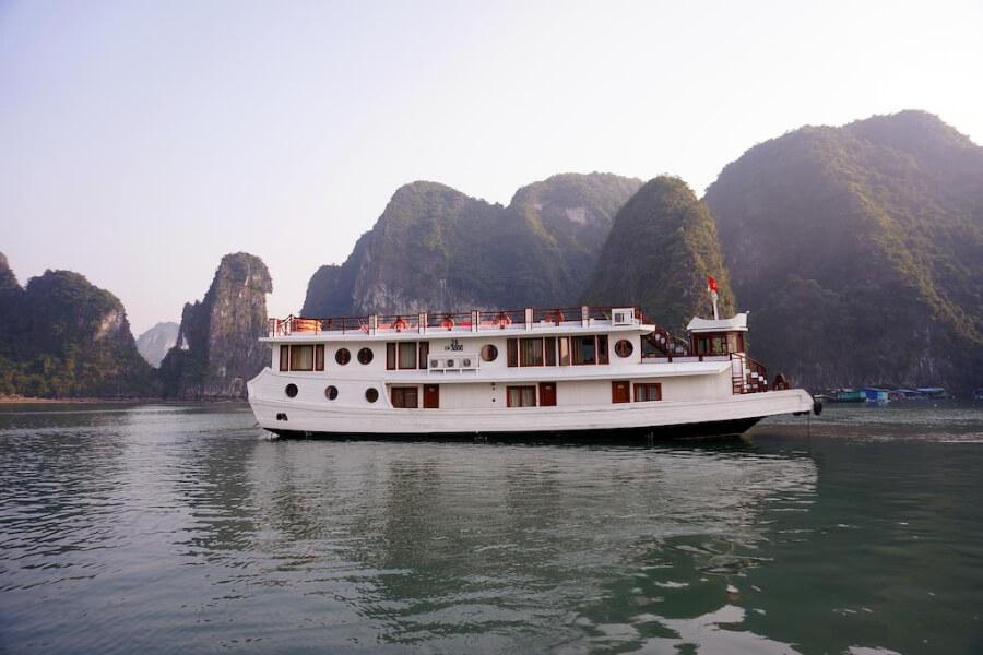 Hotel Vietnam Halong Bay Oriental Sail Cruise9