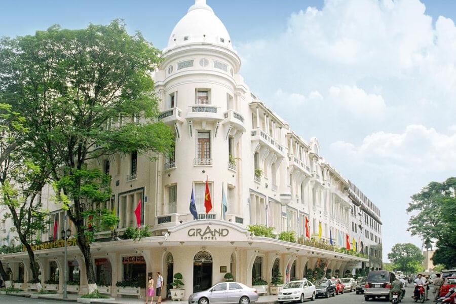Hotel Vietnam Ho Chi Minh Grand Hotel Saigon13
