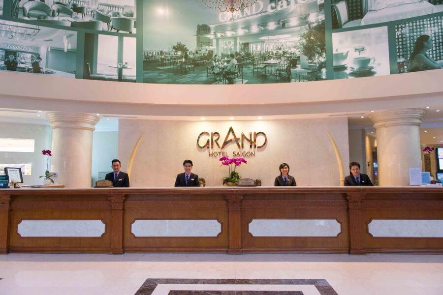 Hotel Vietnam Ho Chi Minh Grand Hotel Saigon2