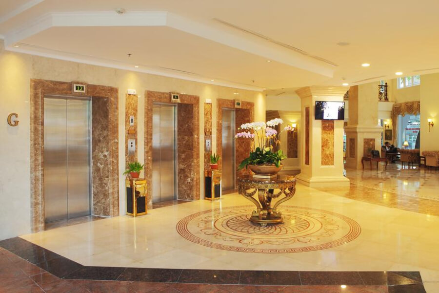 Hotel Vietnam Ho Chi Minh Grand Hotel Saigon5
