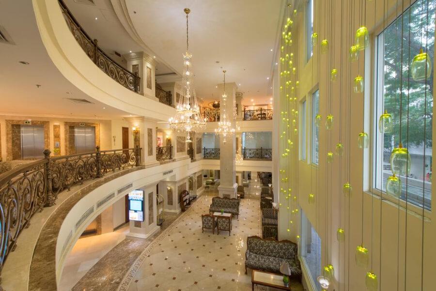 Hotel Vietnam Ho Chi Minh Grand Hotel Saigon8