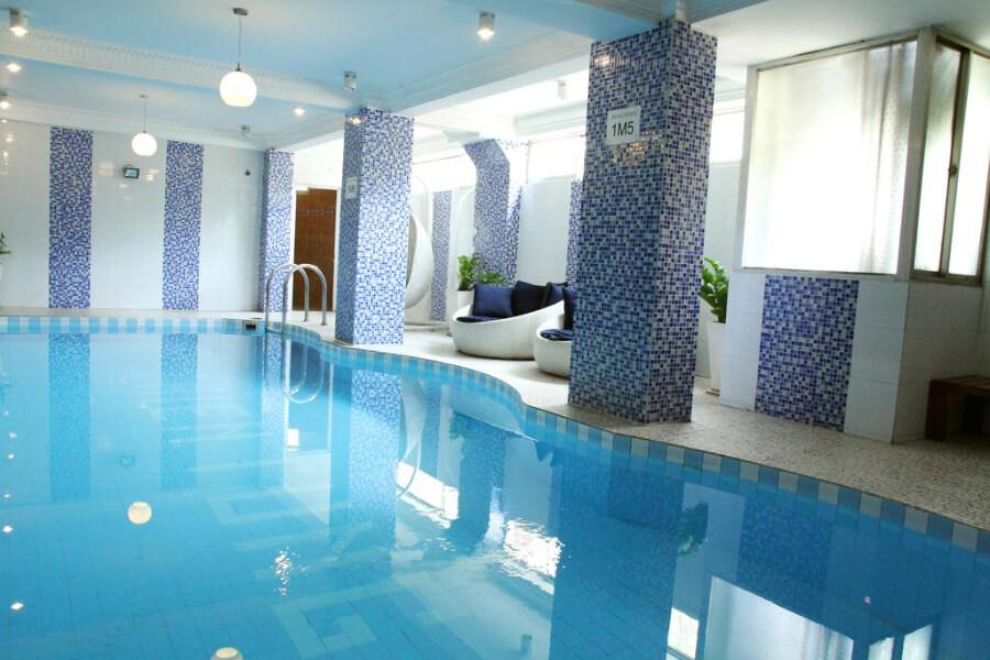 Hotel Vietnam Ho Chi Minh Thien Tung Hotel 16