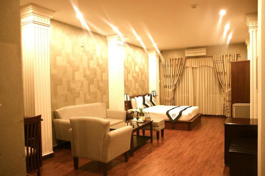 Hotel Vietnam Ho Chi Minh Thien Tung Hotel 2