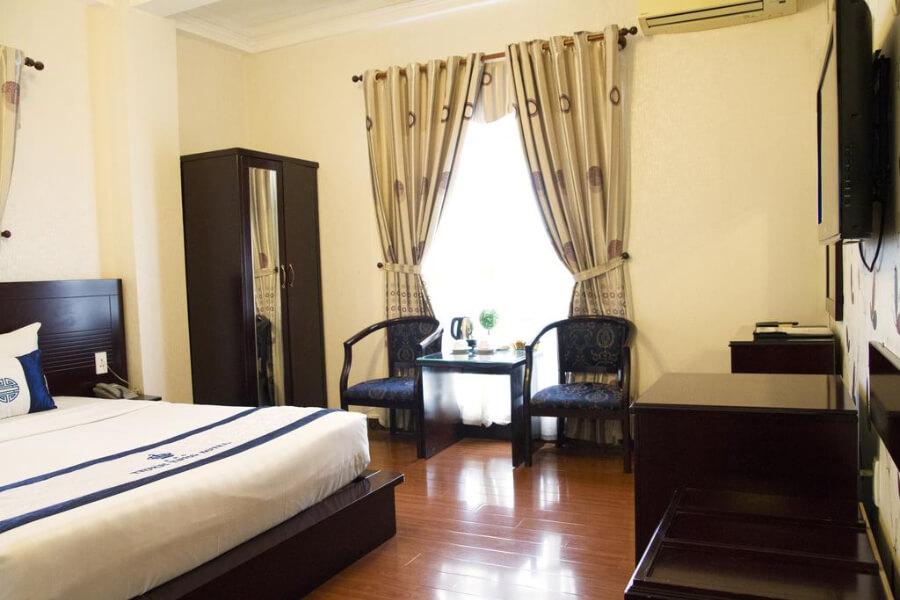 Hotel Vietnam Ho Chi Minh Thien Tung Hotel 9