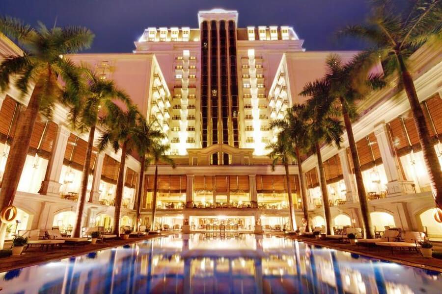 Hotel Vietnam Hue Indochine Palace 1