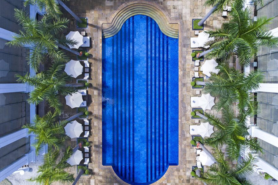 Hotel Vietnam Hue Indochine Palace 13