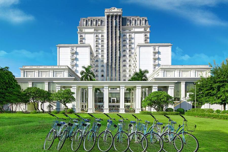 Hotel Vietnam Hue Indochine Palace 8