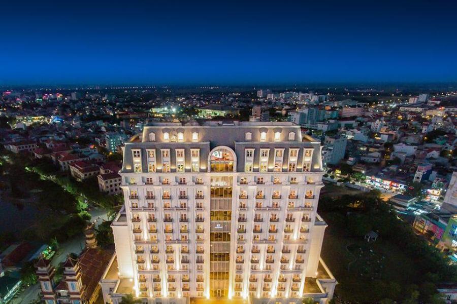 Hotel Vietnam Hue Indochine Palace 9