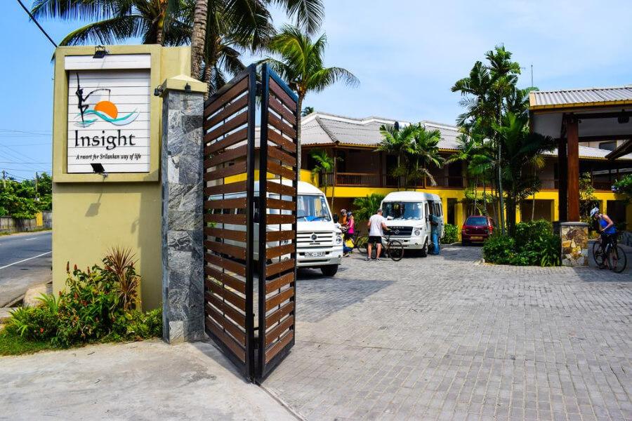 Hotels Sri Lanka Ahangama Insight Resort 14