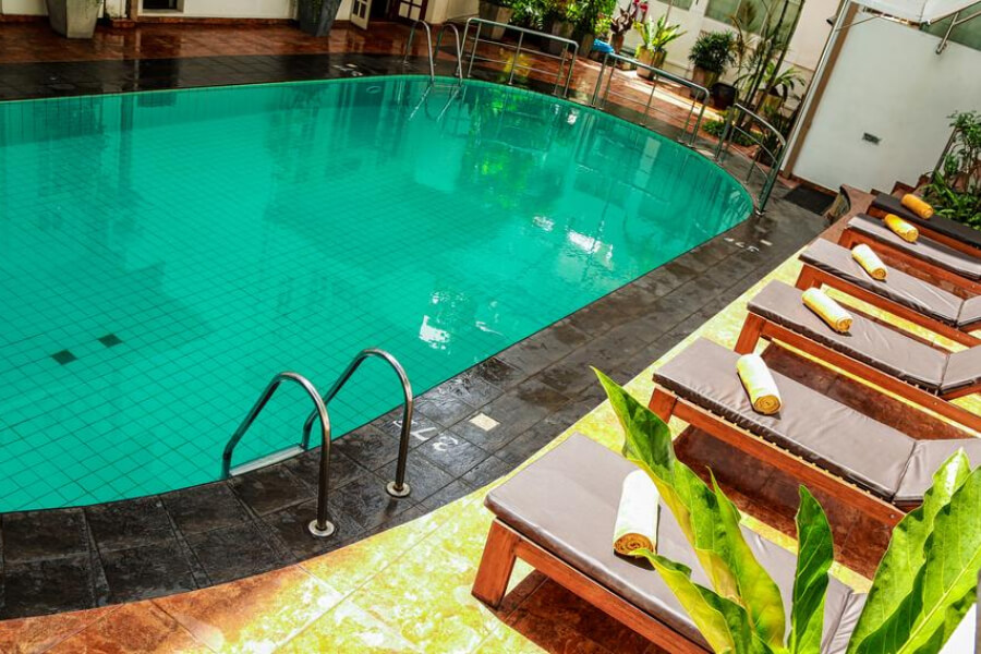 Hotels Sri Lanka Kandy Oak Ray Serene Garden 10