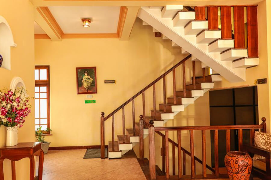 Hotels Sri Lanka Kandy Oak Ray Serene Garden 12