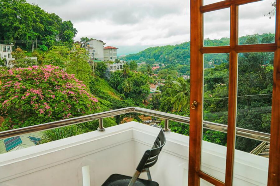 Hotels Sri Lanka Kandy Oak Ray Serene Garden 7