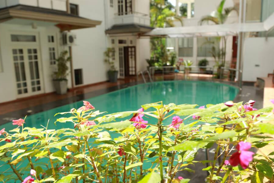 Hotels Sri Lanka Kandy Oak Ray Serene Garden 9