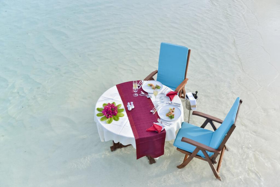 Hotels Sri Lanka Malediven Paradise Island Resort Spa6 1