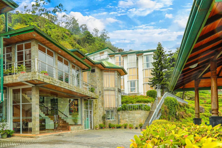 Hotels Sri Lanka Nuware Eliya Oak Ray Summer Hill Breeze1