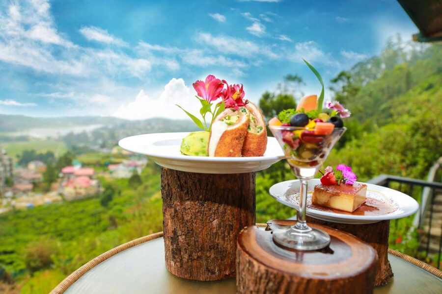 Hotels Sri Lanka Nuware Eliya Oak Ray Summer Hill Breeze12