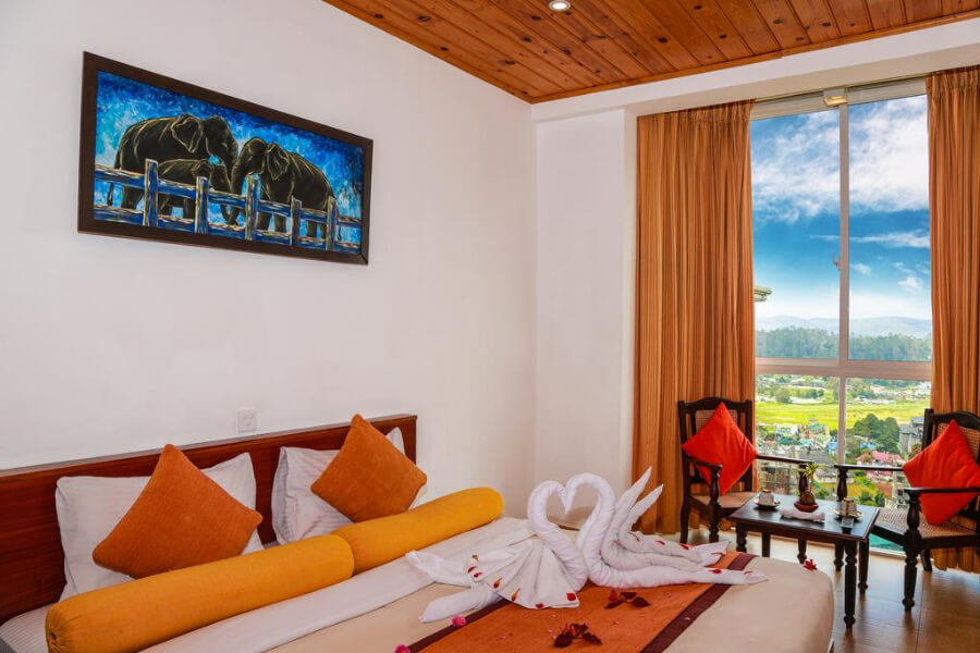 Hotels Sri Lanka Nuware Eliya Oak Ray Summer Hill Breeze17