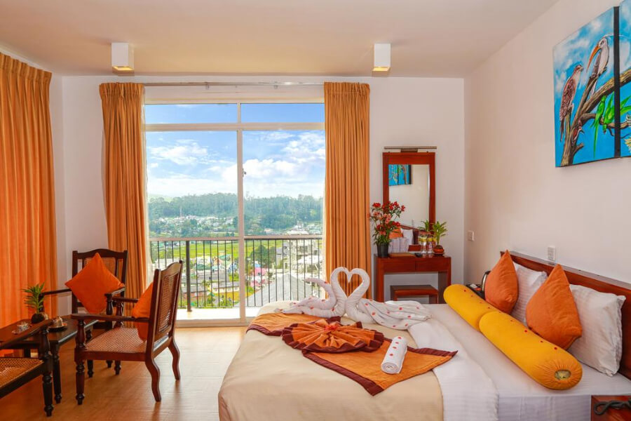 Hotels Sri Lanka Nuware Eliya Oak Ray Summer Hill Breeze19