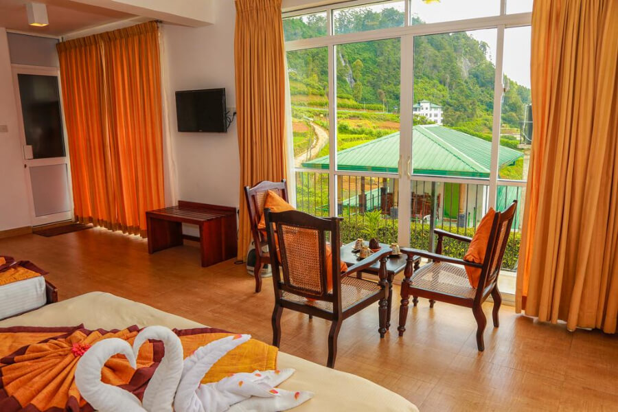 Hotels Sri Lanka Nuware Eliya Oak Ray Summer Hill Breeze21