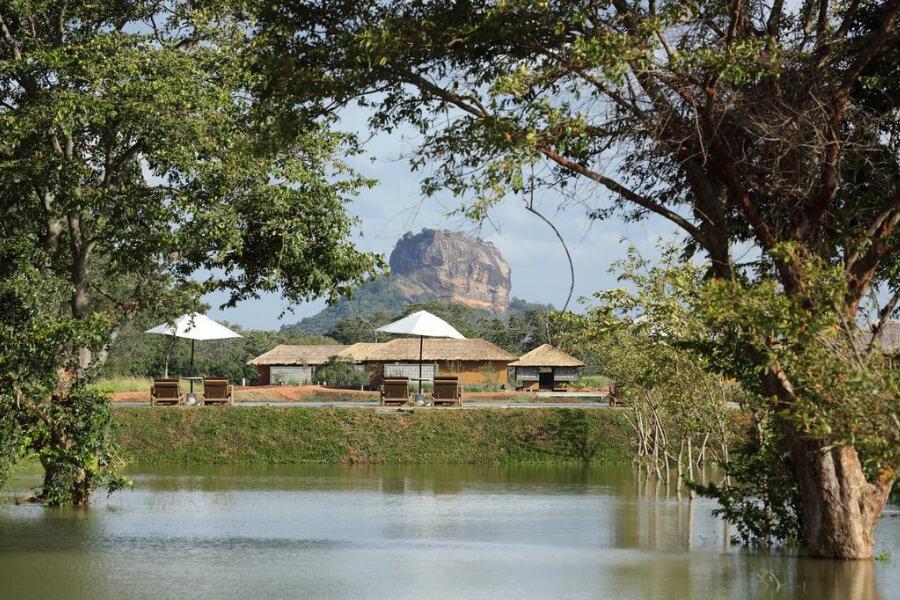 Hotels Sri Lanka Sigiriya Water Garden Resort19