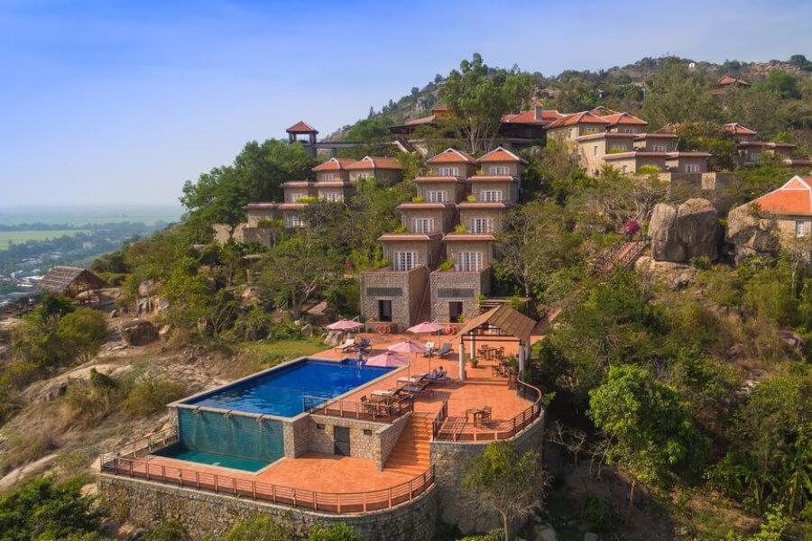 Hotels Vietnam Chao Doc Victoria Nui Sam Lodge1